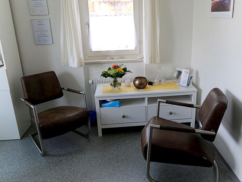 Praxis für Craniosacral Therapie Bulgheroni in Ganterschwil